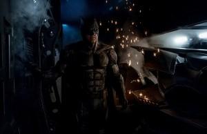 Justice League's New Tactical Batsuit