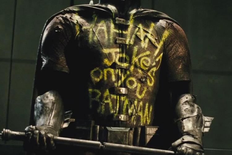 Robin Cosplay Inspired by BATMAN V SUPERMAN