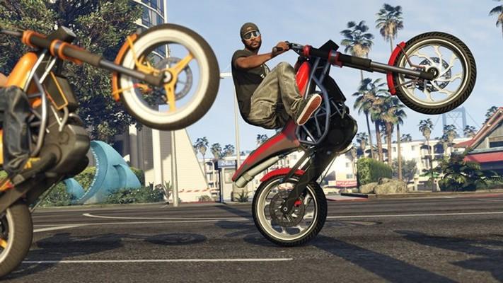 GTA Online Biker DLC