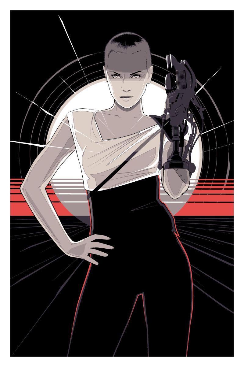 Scifi Fan Art Movie Posters