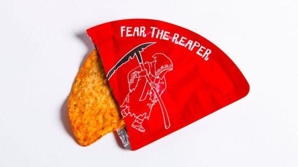 Carolina Reaper Madness chip