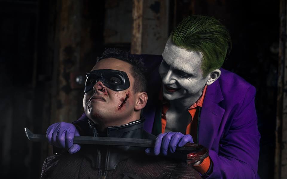 joker+robin+Cosplay+Photoshoot