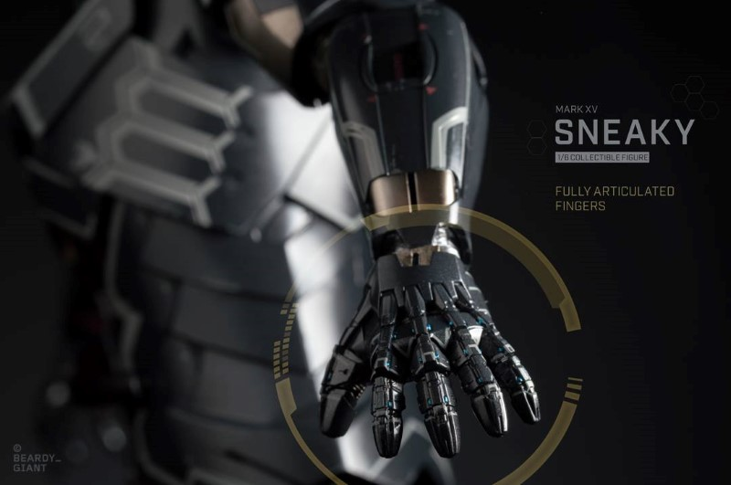 Mark XV Collectible Figure By Hot Toys