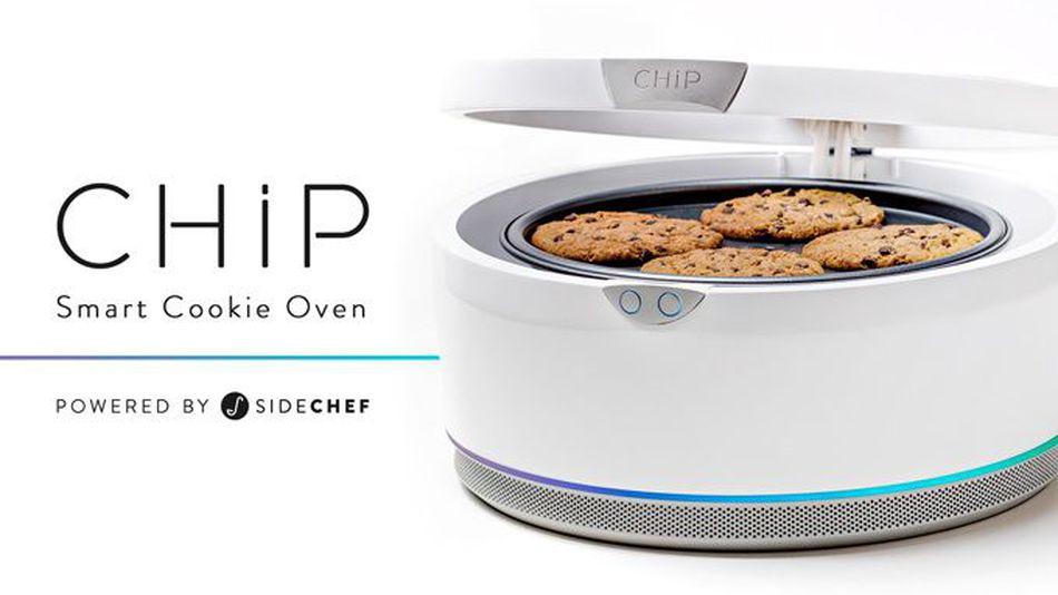 Smart Cookie Oven For Baking Fresh Cookies