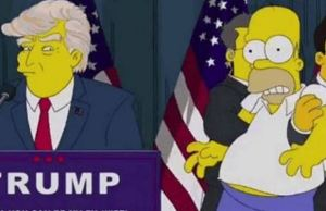 The Simpsons Predicted President Donald Trump
