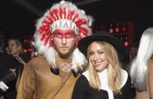 Hilary Duff and Her Boyfriend's Offensive Halloween Costumes