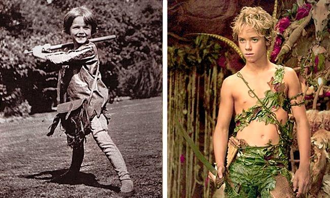Peter Pan — Michael Davies