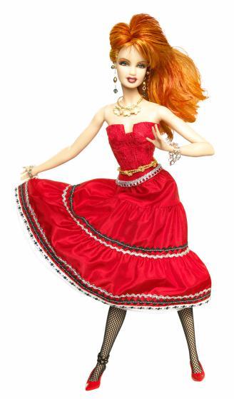 Celebrity Barbie Dolls