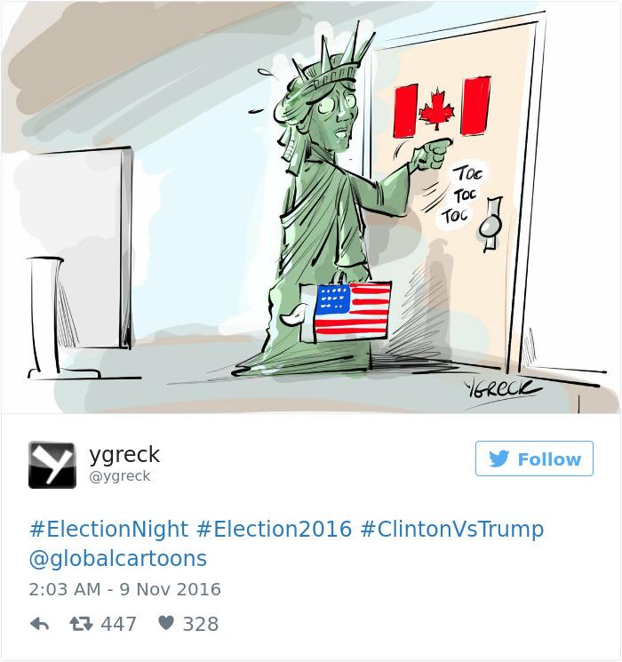 trump+cartoons