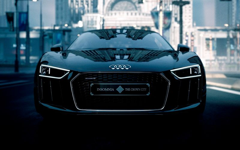 Final Fantasy XV Audi