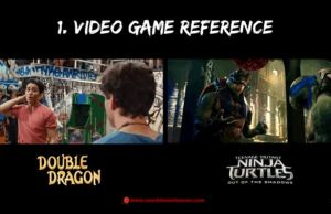 DOUBLE DRAGON and TMNT: OUT OF THE SHADOWS