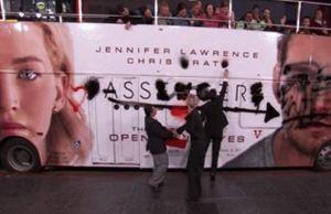 Jennifer Lawrence Gets Revenge On Chris Pratt