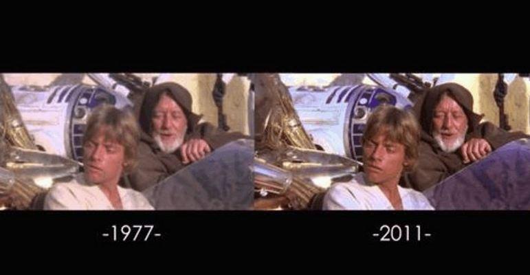 Star Wars Trilogy Films