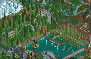 Roller Coaster Tycoon Classic