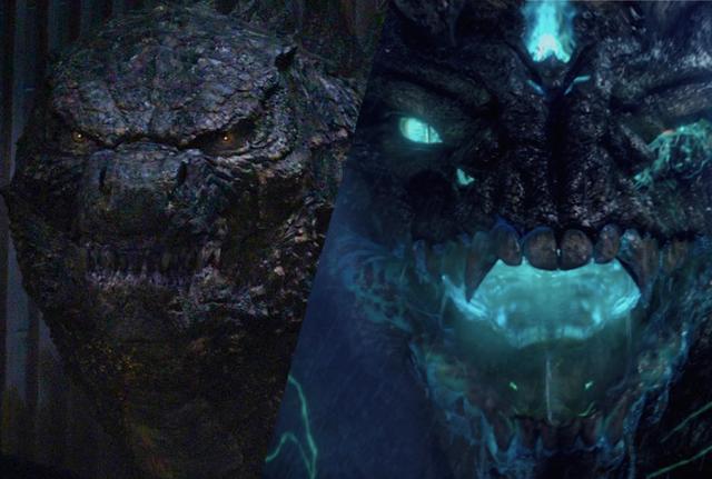 Pacific Rim-Godzilla