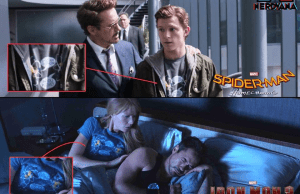 SPIDER-MAN: HOMECOMING Easter Eggs