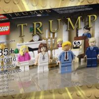 The Trumps Lego Spoof Set
