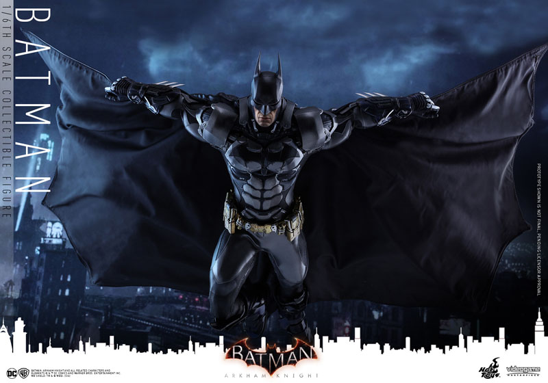 Batman: Arkham Knight Hot Toys