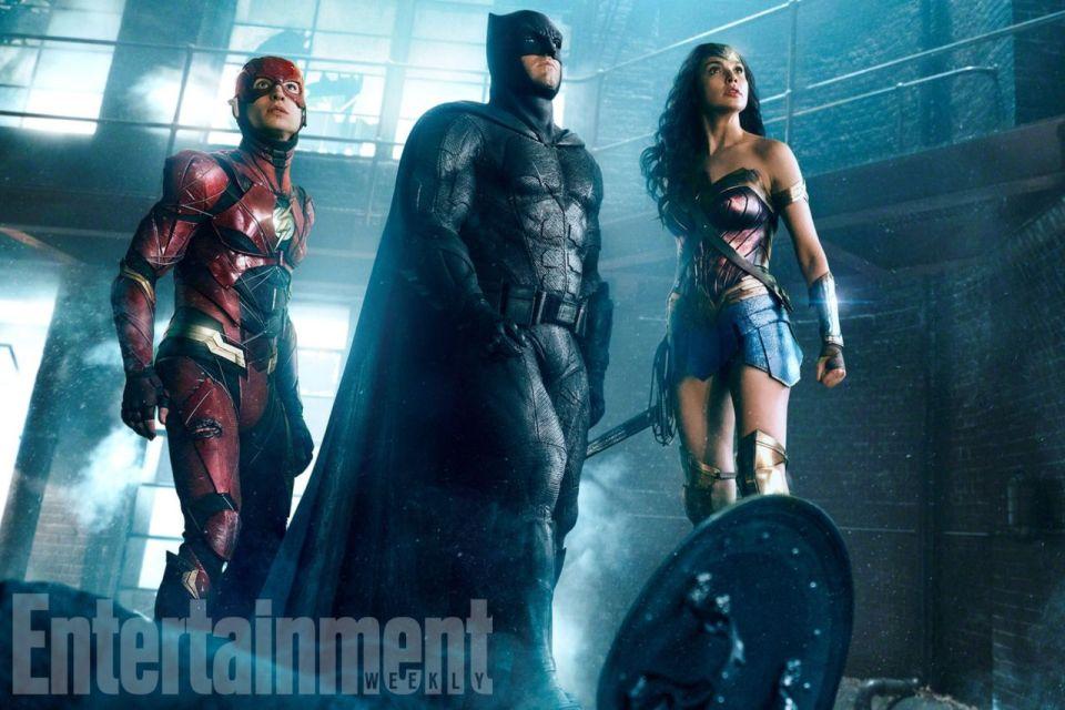 Justice League Movie Photo