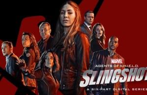 Marvel's Agents of SHIELD: Slingshot
