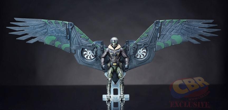 Vulture Action Figure