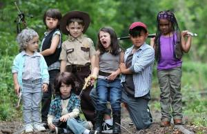 The Walking Dead Kids Cosplay Photoshoot