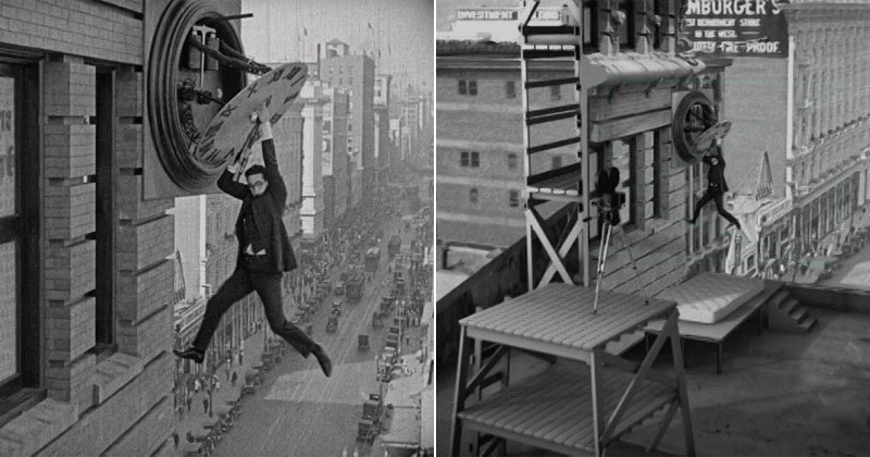 How Movie Effects Were Done Back In The Day