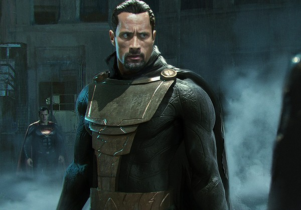 Dwayne Johnson's Black Adam is Getting a Solo Movie