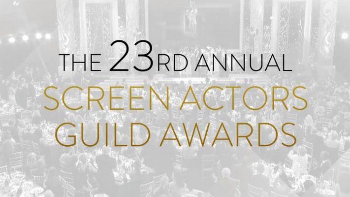 23rd Annual SAG Awards