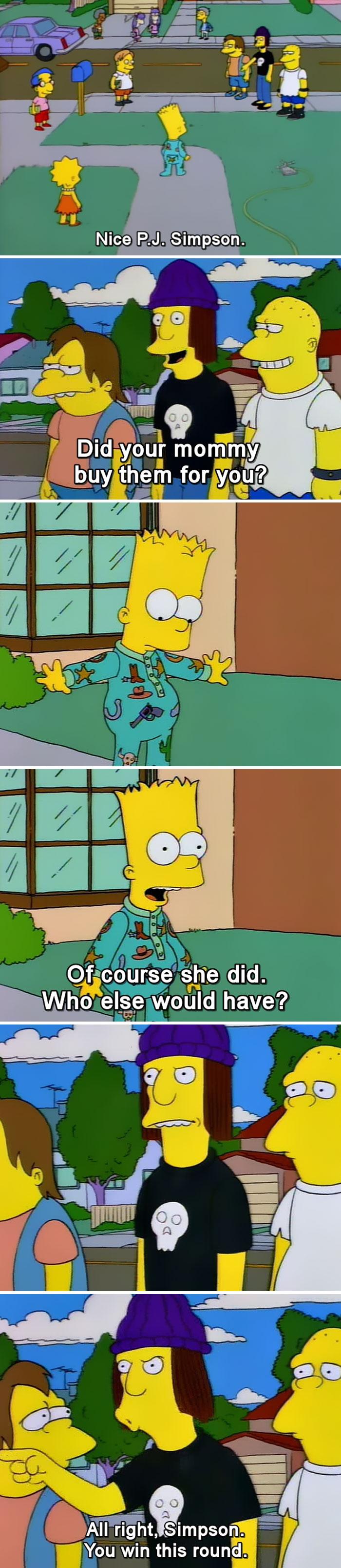 Simpsons Jokes