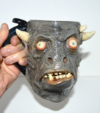 Creatures From Your Nightmares As Coffee Mugs