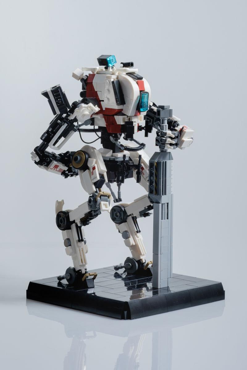 Titanfall LEGO