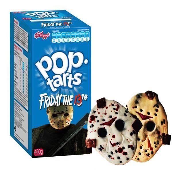 Horror Movie Themed Pop-Tarts