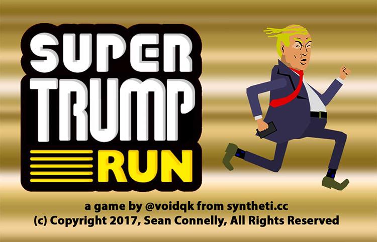 Super Trump Run