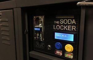 High School Student Builds a Personal Vending Machine In His School Locker!