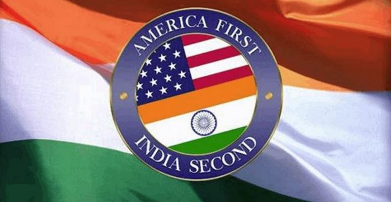 America First, India Second