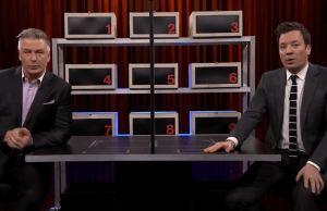 Jimmy Fallon and Baldwin