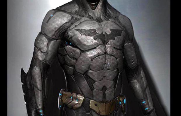 Batman v Superman concept art