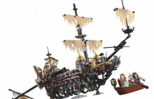 Pirates of the Caribbean: Dead Men Tell No Tales Ghost Ship
