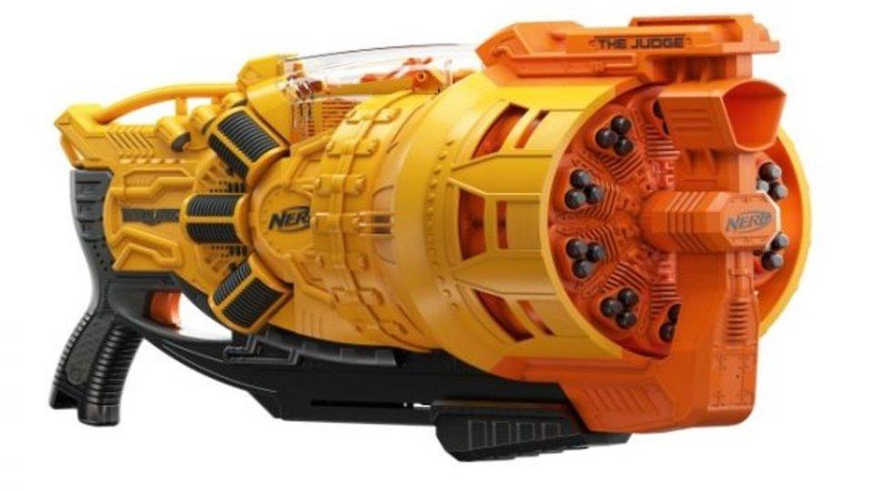 The Doomlands Judge Blaster