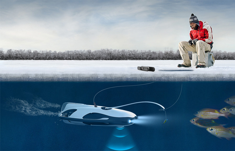 PowerVision PowerRay underwater drone