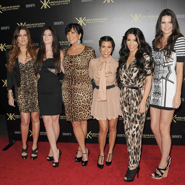Kardashians-in-leopard-print