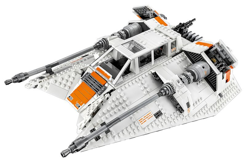 Lego's New Star Wars Rebel Snowspeeder is Simply Too Good For This Earth