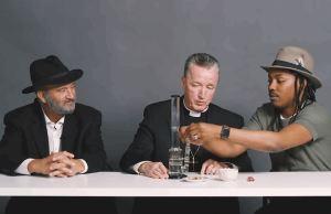 Priest, Rabbi and Atheist