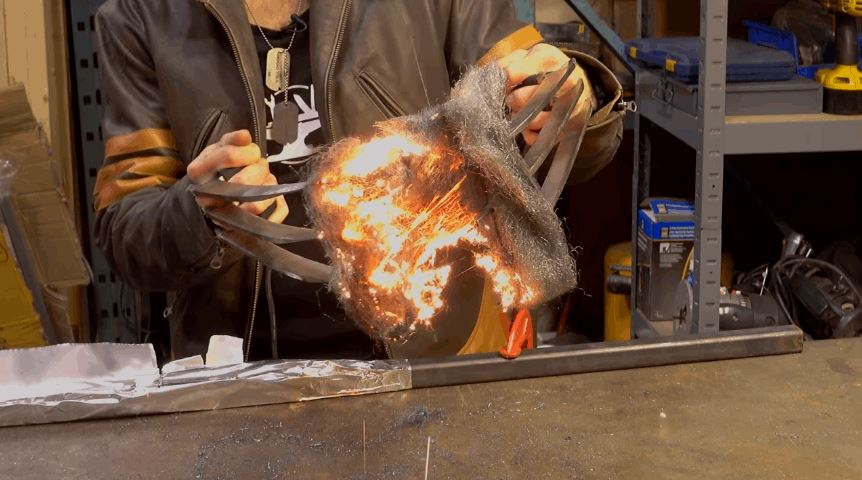 This Guy Made Real Wolverine Claws That Cut Through Everything