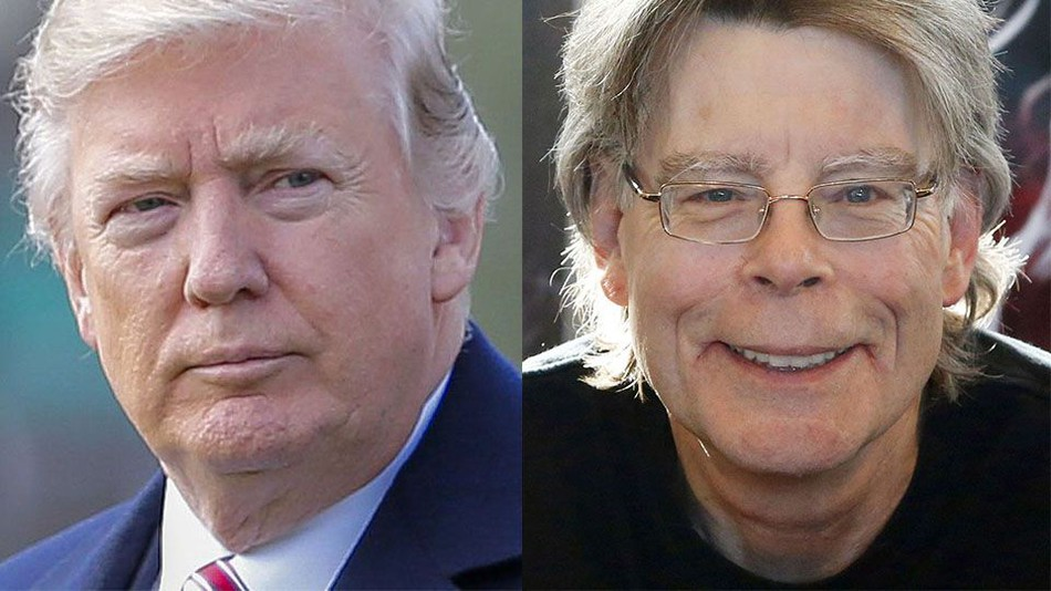 Stephen King Donald Trump