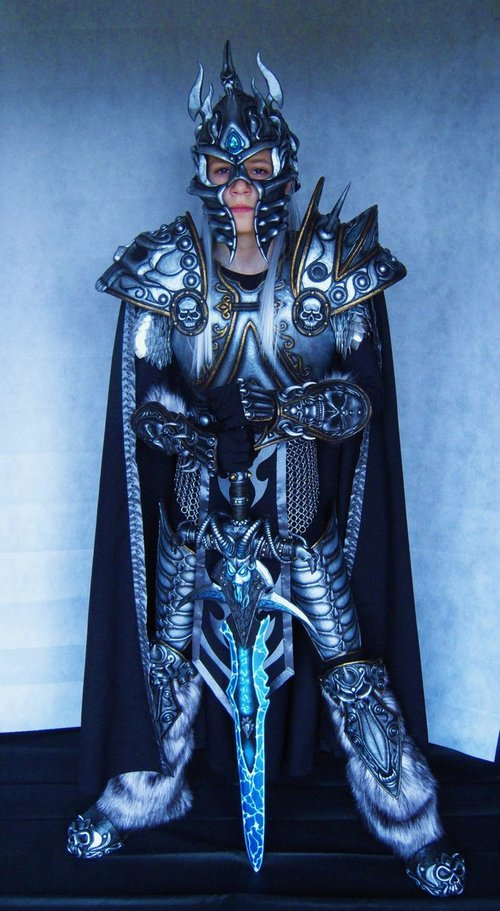 Lich King Cosplay