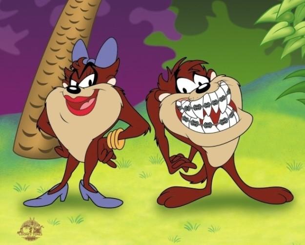 Tasmanian—she devil, Looney Tunes