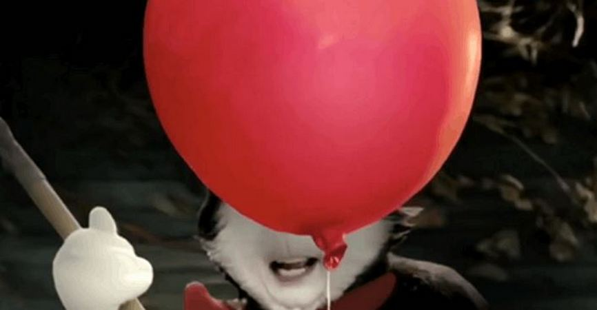 'It' Trailer and Dr. Seuss'