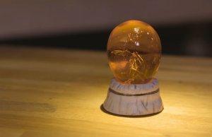 JURASSIC PARK's Amber Egg